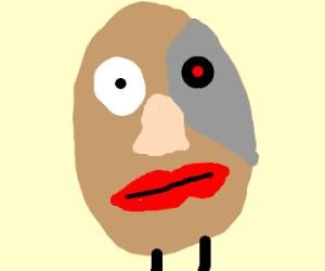 Terminator potato head