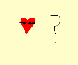 love is blind?