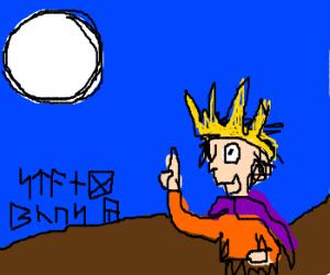 The King of Moonrunes