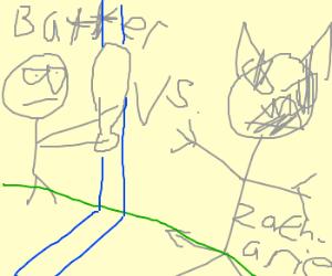 The Batter vs Zacharie