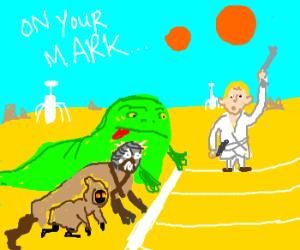 Tatooine Olympics