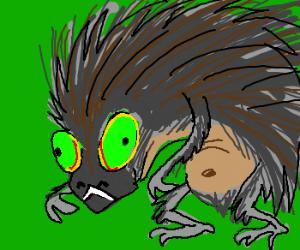 Supermutant porcupine