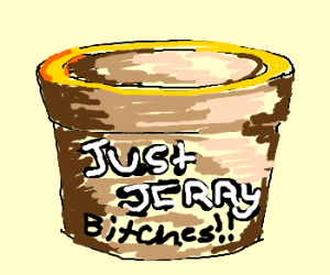 Mmmm Ben & Jerry's! Except Ben quit... :(