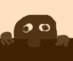 Creepy Peek-a-Boo
