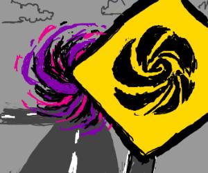 vortex crossroads danger!