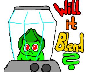 Will it Blend? Pokemon edition
