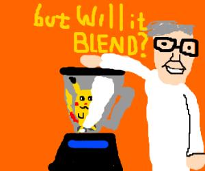 Pokemon in Blender