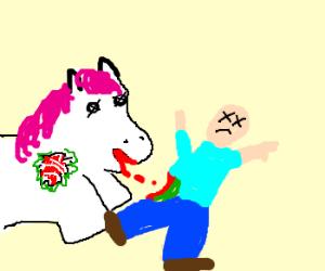 my little pony flesh eating
