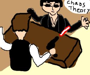 Han Solo vs. Malcolm Reynolds