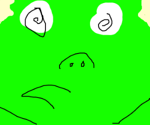 Hypnotoad takes over the Drawception broadcast