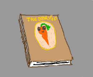 The story of 'Carrot'