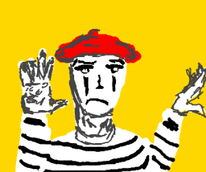 Mime in a box