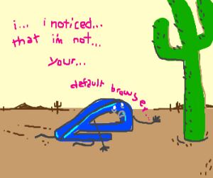 Internet Explorer is left to die in the desert