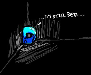 Drawception depressed it is still beta