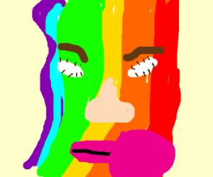 Black Moth Super Rainbow