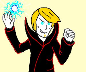 Draw me like a super-villain