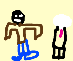Dr Who Meets Slender