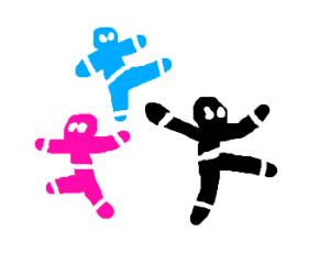 Go, Go Power Ninjas!