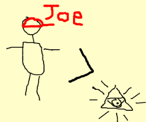 Average joe bigger than god