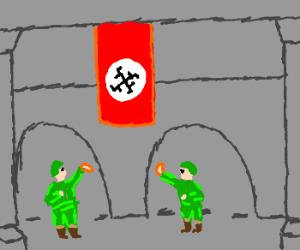 Heil Hitlerchu!