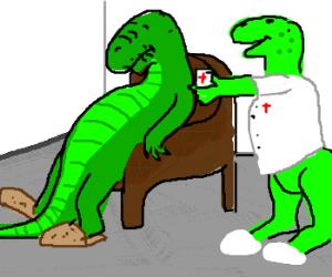 Dino Nursing Home!