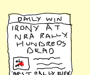 Mass shooting at a NRA rally