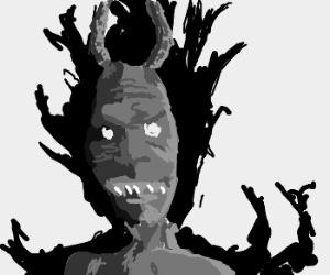 Black Fire Demon Turns Soviet Union Grey