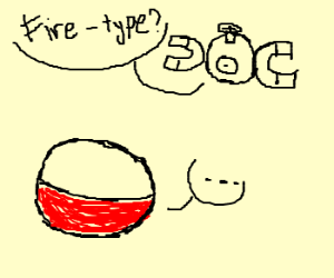 Magnemite calls Electrode fire type.
