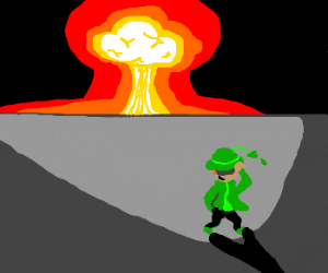 A Nuclear end to the Lucky Charms commericials