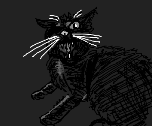 The Black Cat (by E. A. Poe)
