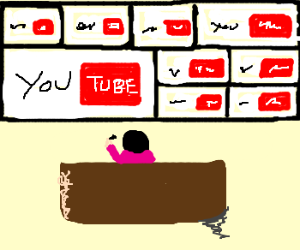 I may be addicted to Youtube.