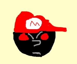 Demon Mario Drawception