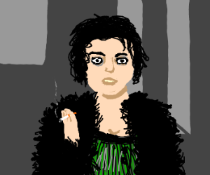 Marla Singer from Fight Club