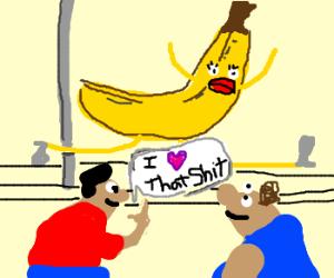 I love banana splits