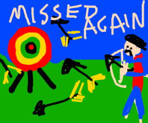 Real Bad Archery