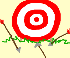 Can't hit the target