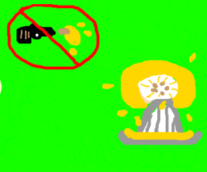 Juicing is more humane than shooting a lemon