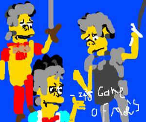 Game of Moes