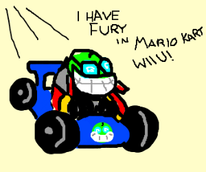 New DLC For Mario Kart Wii U
