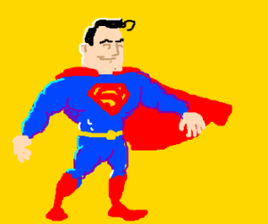 Find what's missing! Superman edition
