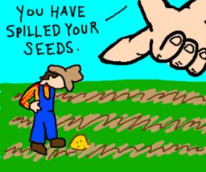 Every sperm is sacred