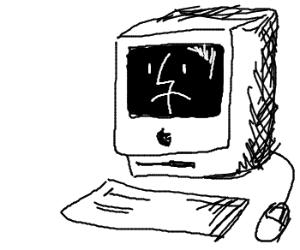 Sad Macintosh