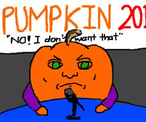 Pumpkin for President!