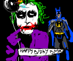 The joker has a 60th birthday card for you aw bookmarktalkfo Gallery