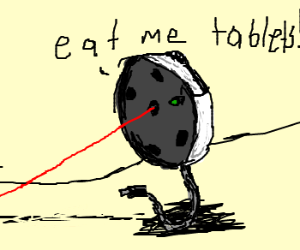 Oreo Robots take over the world!