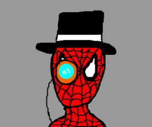 Fancy Spiderman