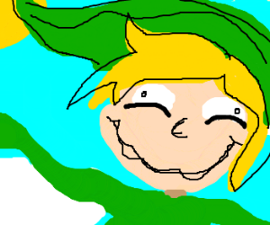 Total Derp Link In High Drawing By Lamag Drawception