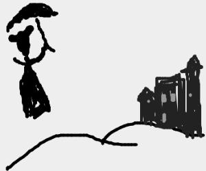 Mary Poppins...at Castle Wolfenstein