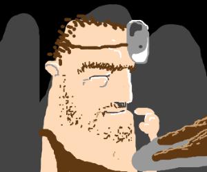 cave man surgery