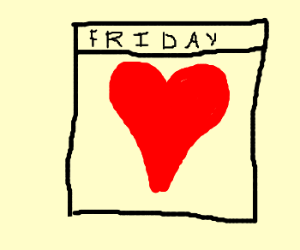 Friday is ❤ LOVE DAY ❤